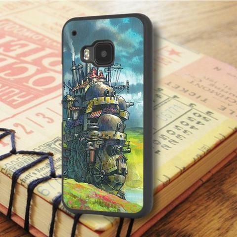 Howls Moving Castle HTC One M9 Case