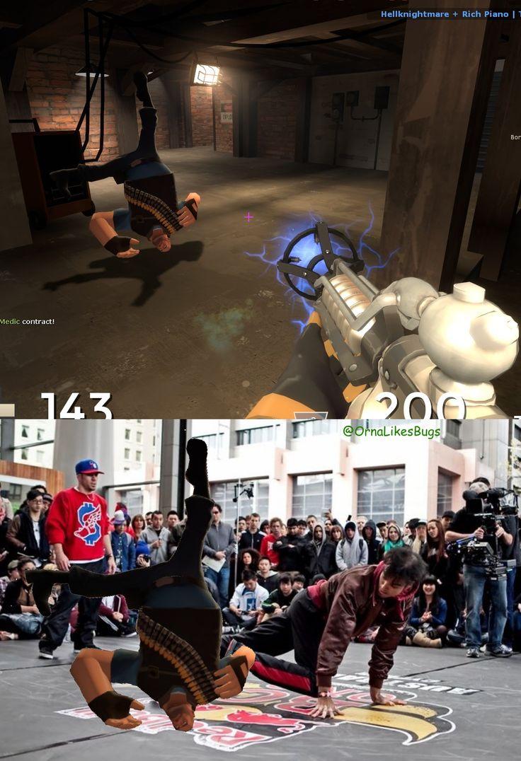 Gotta love rag dolls. #games #teamfortress2 #steam #tf2 #SteamNewRelease #gaming #Valve