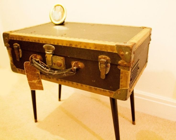 Trunk Coffee Tables For Sale - Foter