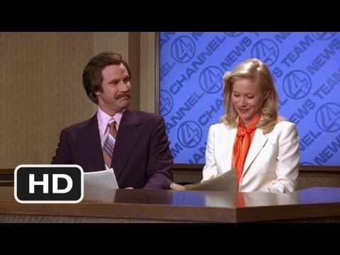 Stay Classy SCENE - Anchorman: The Legend of Ron Burgundy MOVIE (2004) - HD
