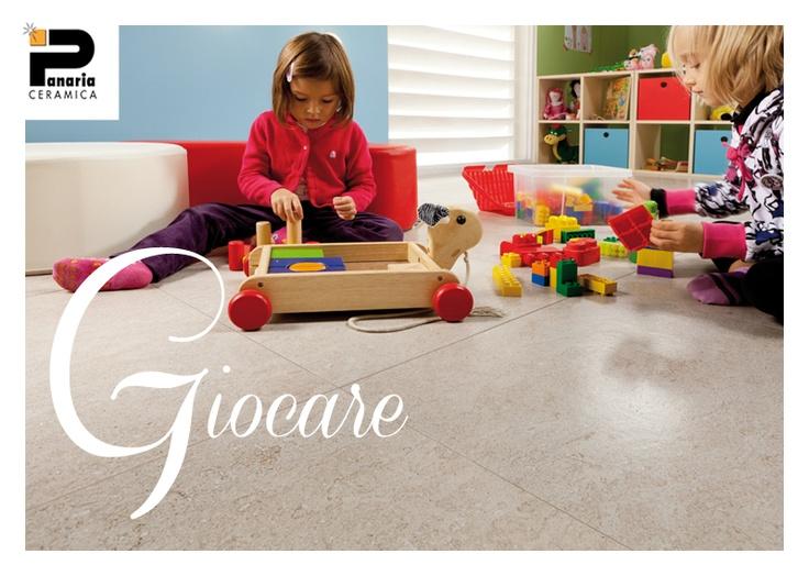 G come giocare. Perché le case sono fatte per giocare e diventare grandi!