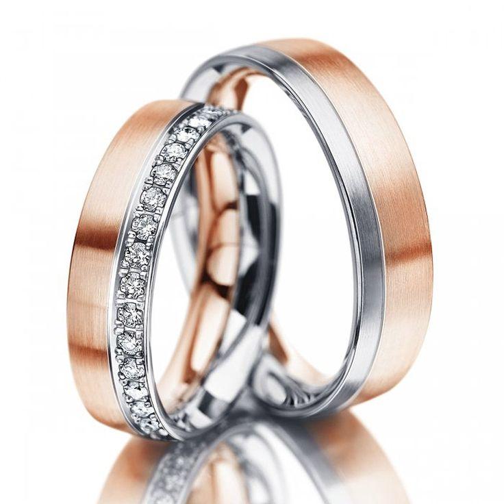 Trauringe hochzeit rotgold  78 besten Hochzeit - Ringe Bilder auf Pinterest | Hochzeiten ...