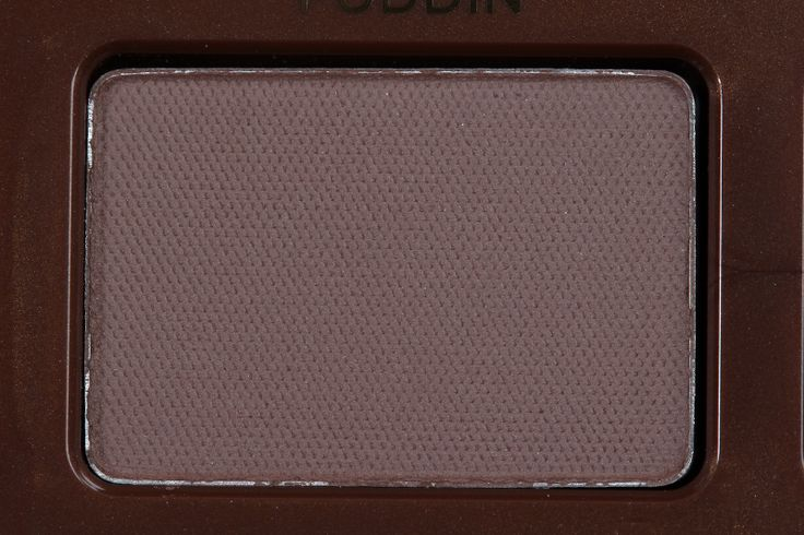 Puddin Too Faced - Semi Sweet Chocolate Bar