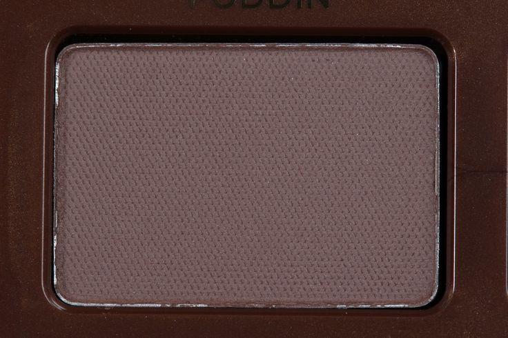 Puddin Too Faced - Semi Sweet Chocolate Bar