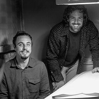 André Bianco e Bob Moraes