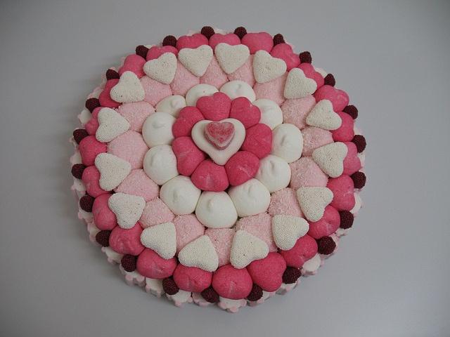 Preferenza Oltre 25 fantastiche idee su Torta di marshmallow su Pinterest  DT72