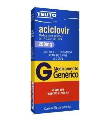 Ele é muito utilizado para tratar infecções que são causadas pelo Herpesvirus, sendo eficaz para combater o vírus do herpes simplex (HSV) dp tipo 1 ( Herpes Labial)