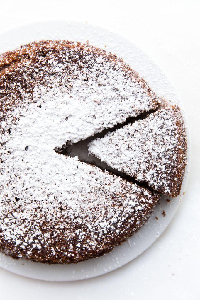lebovitz's ginger cake with fresh ginger & dark molasses Gingers Cake...