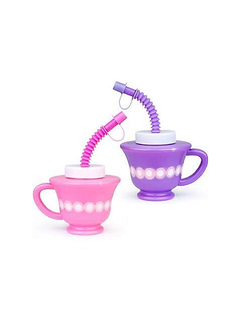 Tea Cup Sipper Cup | Plastic Tea Party Cups