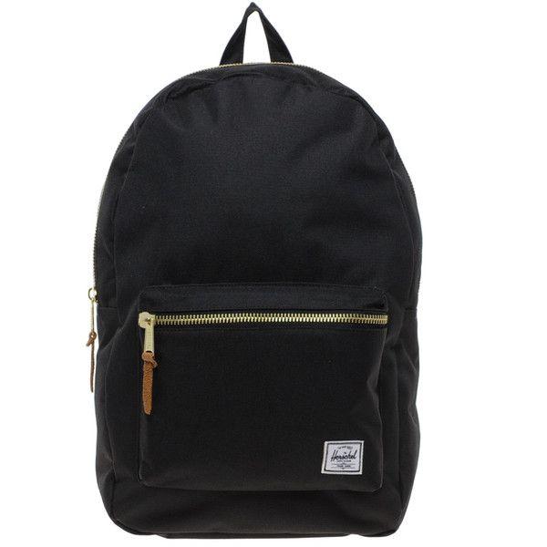 Herschel Settlement Backpack (2.500 UYU) ❤ liked on Polyvore featuring bags, backpacks, accessories, bolsas, mochilas, pocket backpack, day pack backpack, herschel bags, knapsack bag and rucksack bag