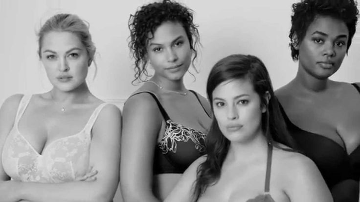 #IMNOANGEL Lane Bryant's initiative to 'change the conversation about plus size.