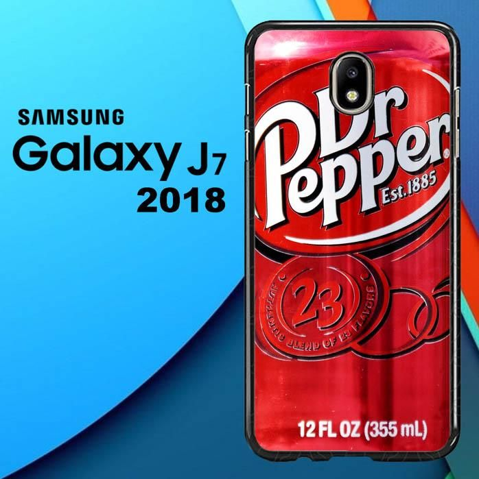 Dr Pepper Canned Can Drink Cola Soda Beverage A0246 Samsung