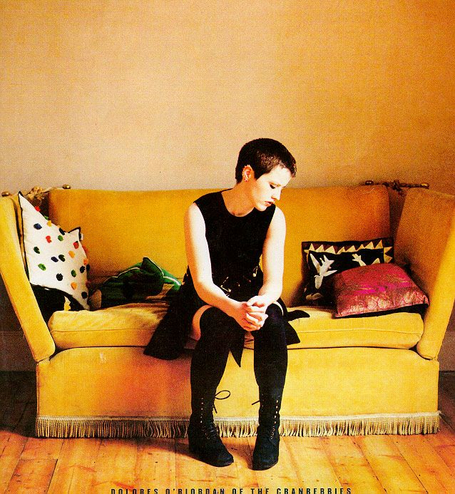 From the early days of the Cranberries to the solo stint, I have always been a HUGE fan of Dolores O'Riordan
