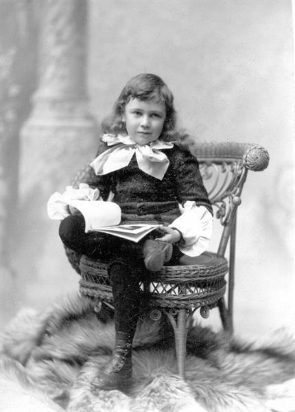 Костюм английского мальчика 19 века