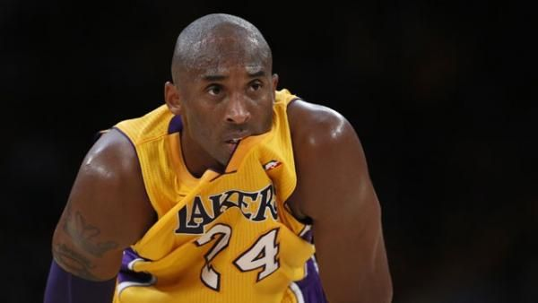 KOBE BRYANT BLAMES OLD AGE FOR LAKERS' LOSING SEASON.. really