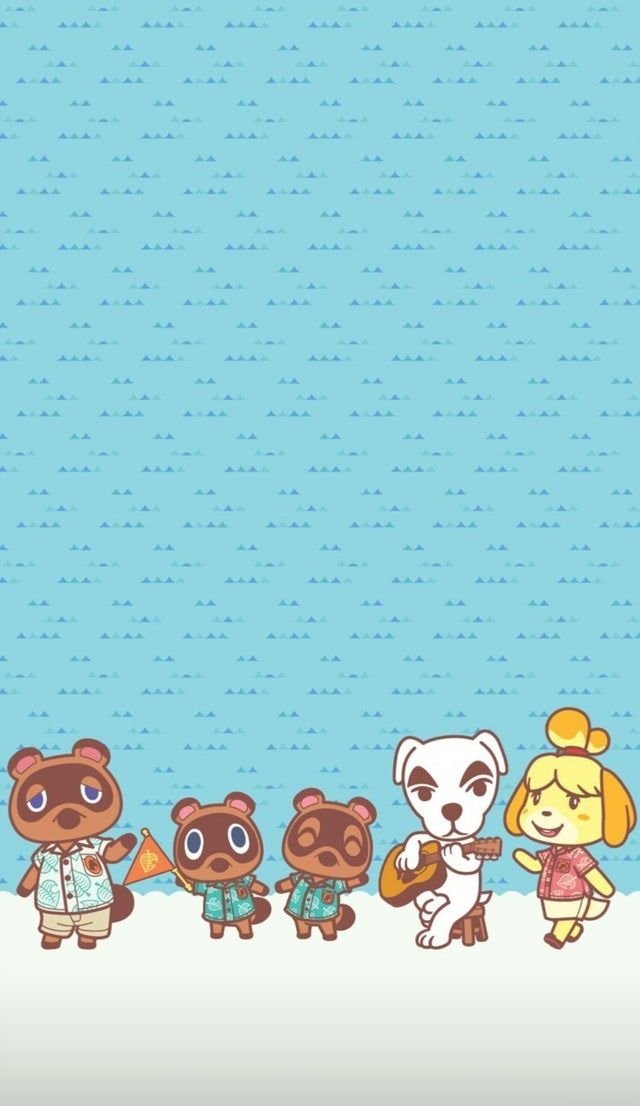 New Horizons Wallpaper From Walmart Animalcrossing Animal Crossing Characters Animal Crossing Fan Art Animal Crossing
