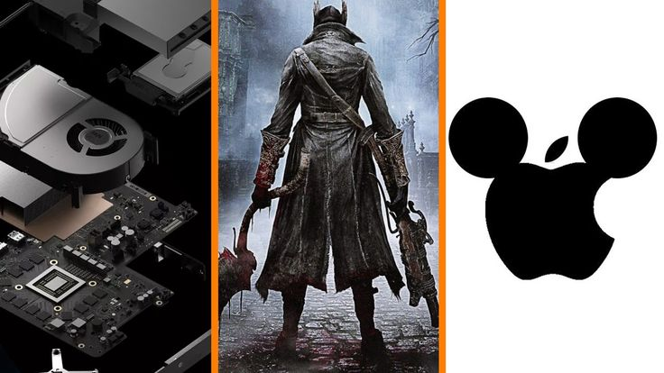 FarCry 5 Gamer  #Scorpio #CONFIRMED for #E3 + New Bloodborne/Dark #Souls #Game Teased? + #Apple to #Buy Disney? - The Know   #Xbox has #confirmed that we'll have to wait for #E3 to see #Xbox #Scorpio. More hints that Halo 3 could be getting a release on PC 10 years later. #Apple is reportedly in the market to acquire #Disney. Plus, Bandai Namco is teasing what could be a new #game in the vein of #Bloodborne or Dark #Souls, Jude Law is the new Dumbledore, are we in for an R-Ra