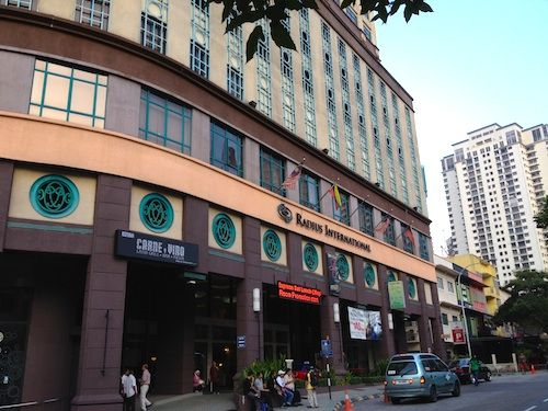 Radius International Hotel in Kuala Lumpur - http://outoftownblog.com/radius-international-hotel-in-kuala-lumpur/