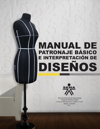 ISSUU - Manual de Patronaje by Paintbrushd´s CEO