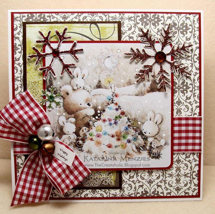 Открытки своими руками новому году рождеству