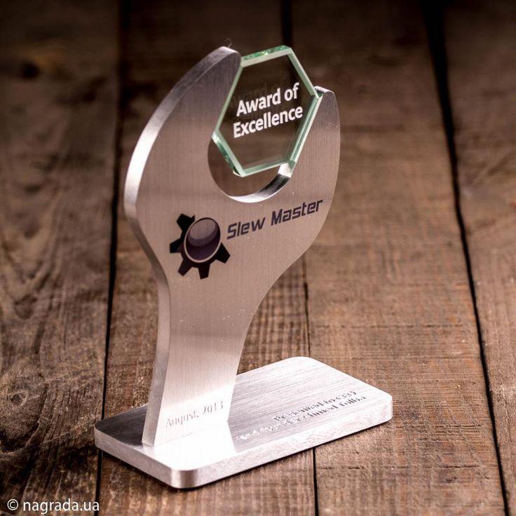 Награда Гаечный ключ из алюминия - nagrada.ua™