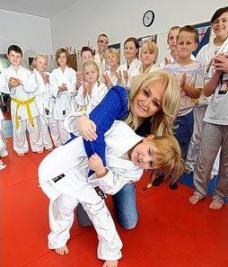 #bonnietyler #judo