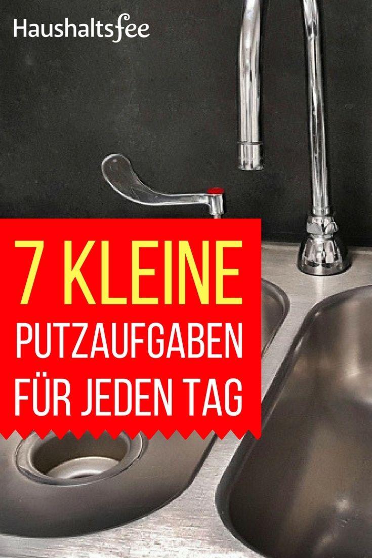 Haushaltsfee hat eine Umfrage zu Putzaufgaben auf Facebook gemacht. Daraus ist ein Artikel mit tollen Tipps vieler Hausfrauen entstanden.