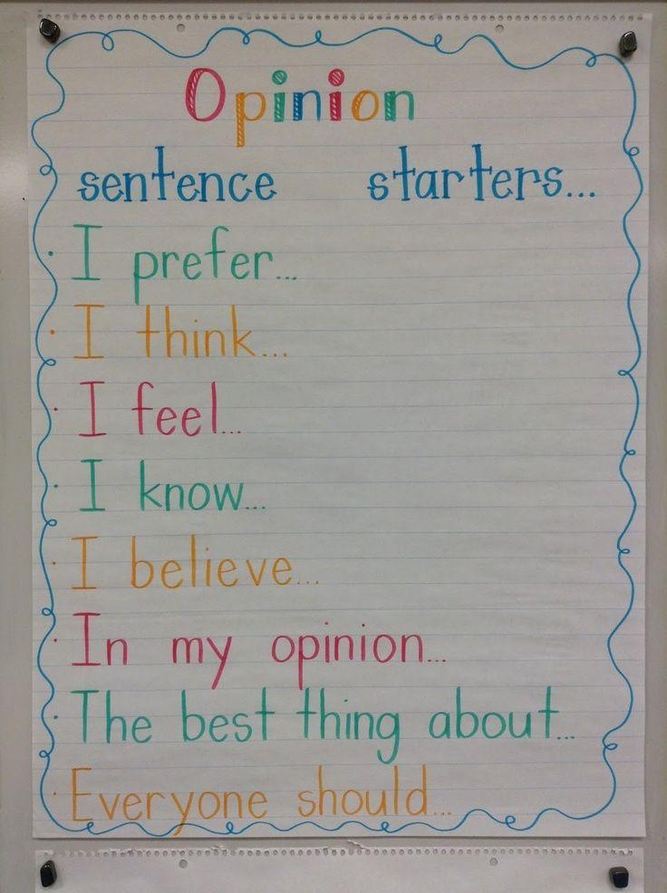 Ten Pin Linky Writing Ideas Persuasive Writing Anchor Chart Persuasive Writing Anchor Opinion Writing Anchor Charts