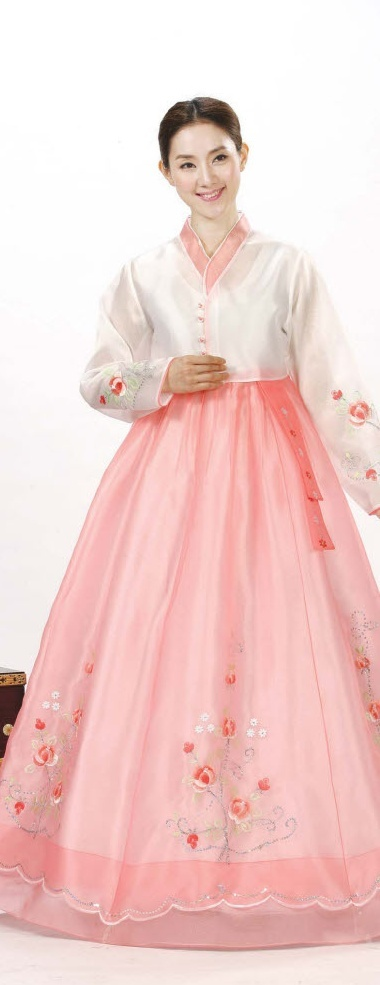 Hanbok - Korean Traditional Dress