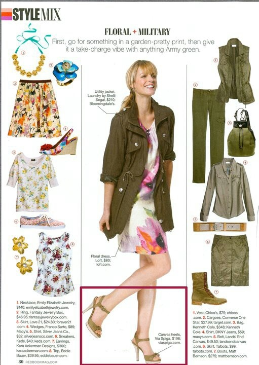 Military style #Outfits