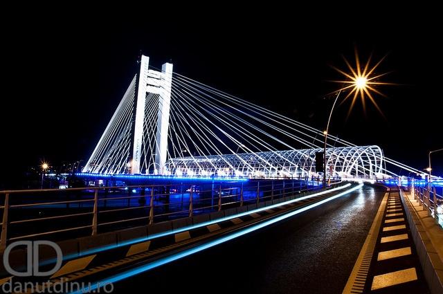 New Basarab Bridge, Bucharest.
