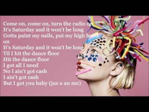 Sia - Cheap thrills (lyrics video) ft Sean Paul - YouTube