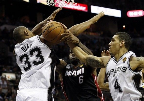 Miami Heat vs San Antonio Spurs Live Stream: Watch NBA Finals Game 5 Online