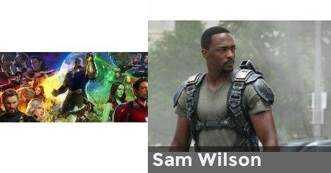 Sam+Wilson+|+Avengers+Soulmate+Quiz
