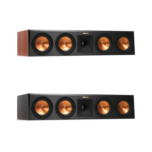 Home Speakers and Subwoofers: Klipsch Rp-450C Center Speaker - Open Box - Black Color Only = 1 Unit. Ebony -> BUY IT NOW ONLY: $449.92 on eBay!