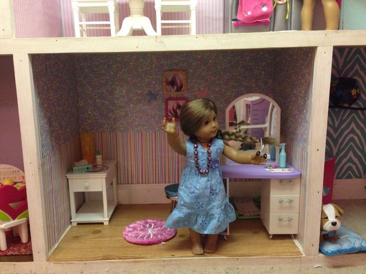 1000 images about american girl room decorating ideas on pinterest