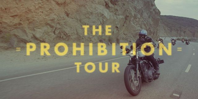 The Ridebook: The Prohibition Tour by VITA BREVIS FILMS. Check out the whole Prohibition Tour story at:  ridebook.harley-davidson.com/#!/prohibitionTour