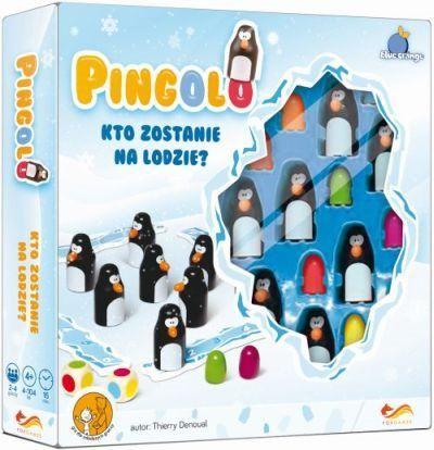 """4+ """"Pingolo. Kto zostanie na lodzie"""" – premiera gry – Qlturka.pl Dziecko i kultura"""
