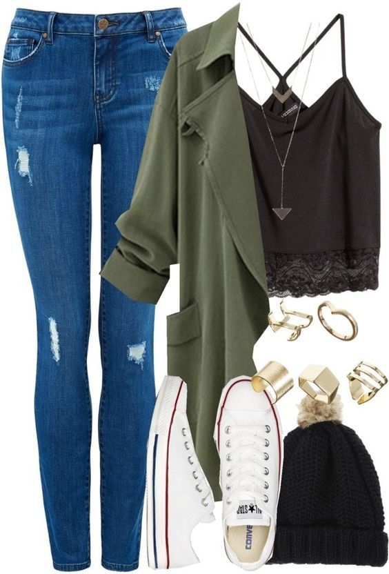 Stylish ways to wear a blazer in college outfits