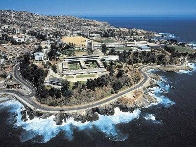 Playa Ancha Hill, Valparaíso