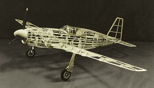 balsa wood airplane kits