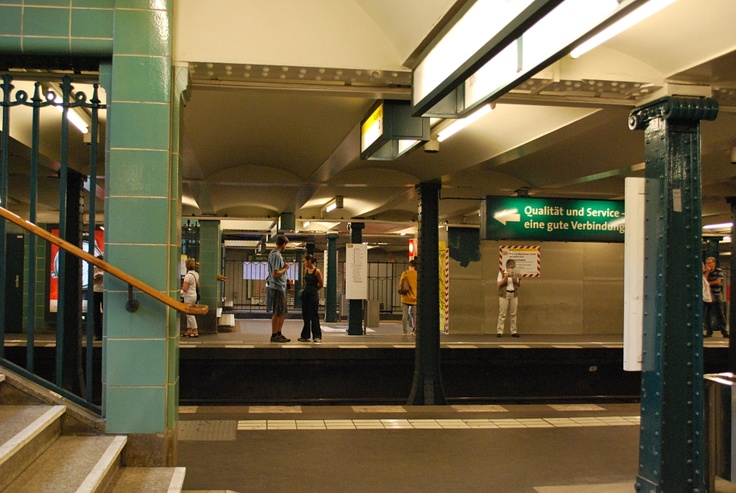 In genere assai accoglienti le stazioni berlinesi