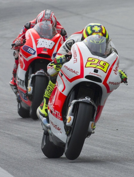 Andrea Iannone Photo - MotoGP Tests in Sepang - Day Two