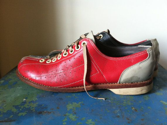 17 Best images about Vintage Bowling Shoes on Pinterest | Italian ...