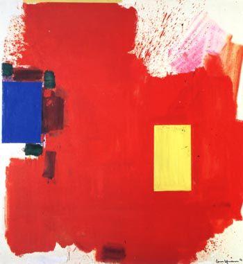 Magnum Opus by Hans Hofmann