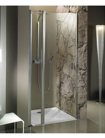10 best salle de bain images on Pinterest Bathroom, Showers and - porte accordeon pour douche