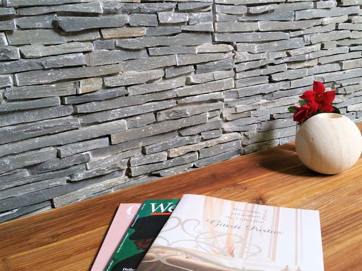 Die besten 25 wandverkleidung steinoptik ideen auf for Wandverblender steinoptik
