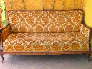 A kanapé új élete: az átalakulás elkezdődött | Kicsi Ház