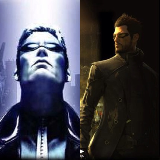 Image result for Deus EX JC Denton xbox 360