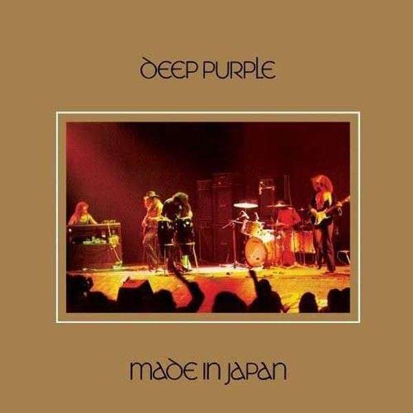Deep Purple, Made In Japan*** (1972): Why is it that bands like Deep Purple, UFO, Steppenwolf, and even Mountain could have great live albums in this era, yet Led Zeppelin couldn't be bothered? I know that is off the topic of this album, sort of, but for such a great band, the Zeps couldn't produce a live album as good as this one. 3/21/2014)